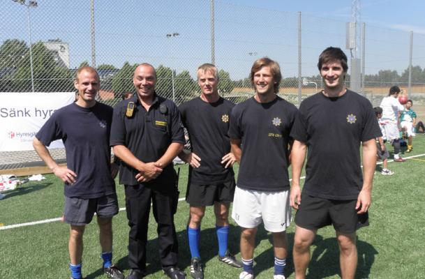 Bemannia sponsrar VM i Sverige