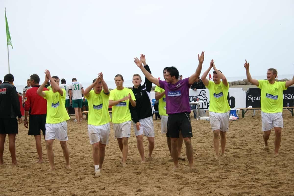 Nordic Light Beach Soccer 2014