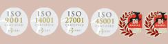 ISO certifieringar